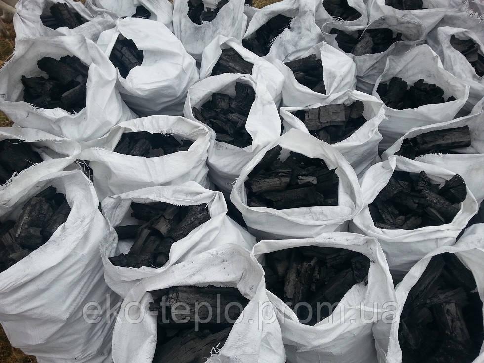 Древесный уголь продам