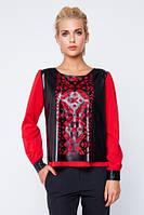 Блуза з українським орнаментом
