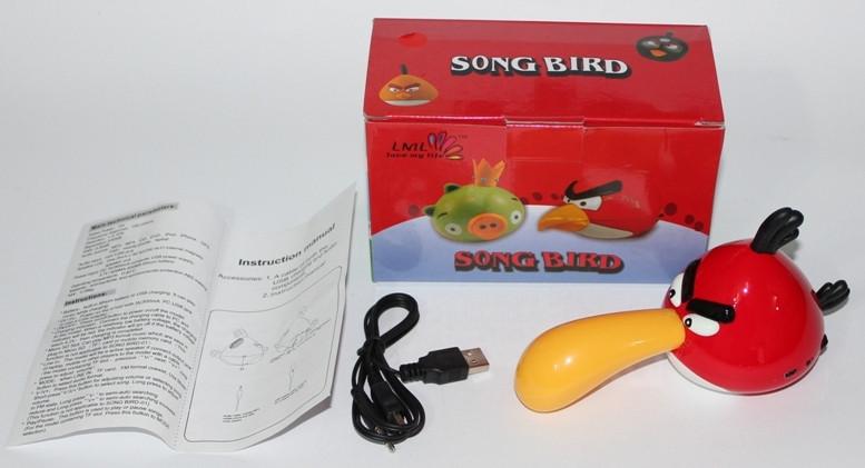 MP3-плеер «Angry Birds».