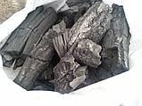 Дубовый древесный уголь, фото 2
