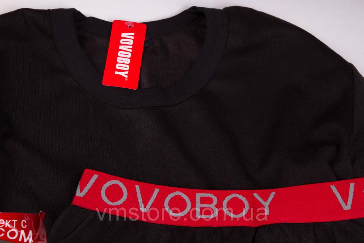 Комплект белья с начесом, мужского Vovoboy 0201