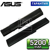 Аккумулятор батарея для ноутбука Asus K52D