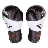 Боксерские перчатки Ever DX, 10oz,12oz, бело-зеленый, фото 1