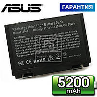 Аккумулятор батарея для ноутбука Asus A32-F52