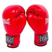 Боксерские перчатки Ever, DX-380, 6oz, 8oz,10oz,12oz красный
