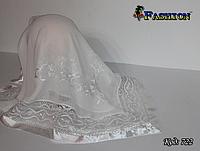 Женский свадебный платок с пайетками Джаннет