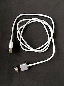Usb-cable Micro USB Magnetic (тех. упаковка) White