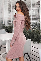 Платье с открытыми плечами Эсмиральда, фото 1
