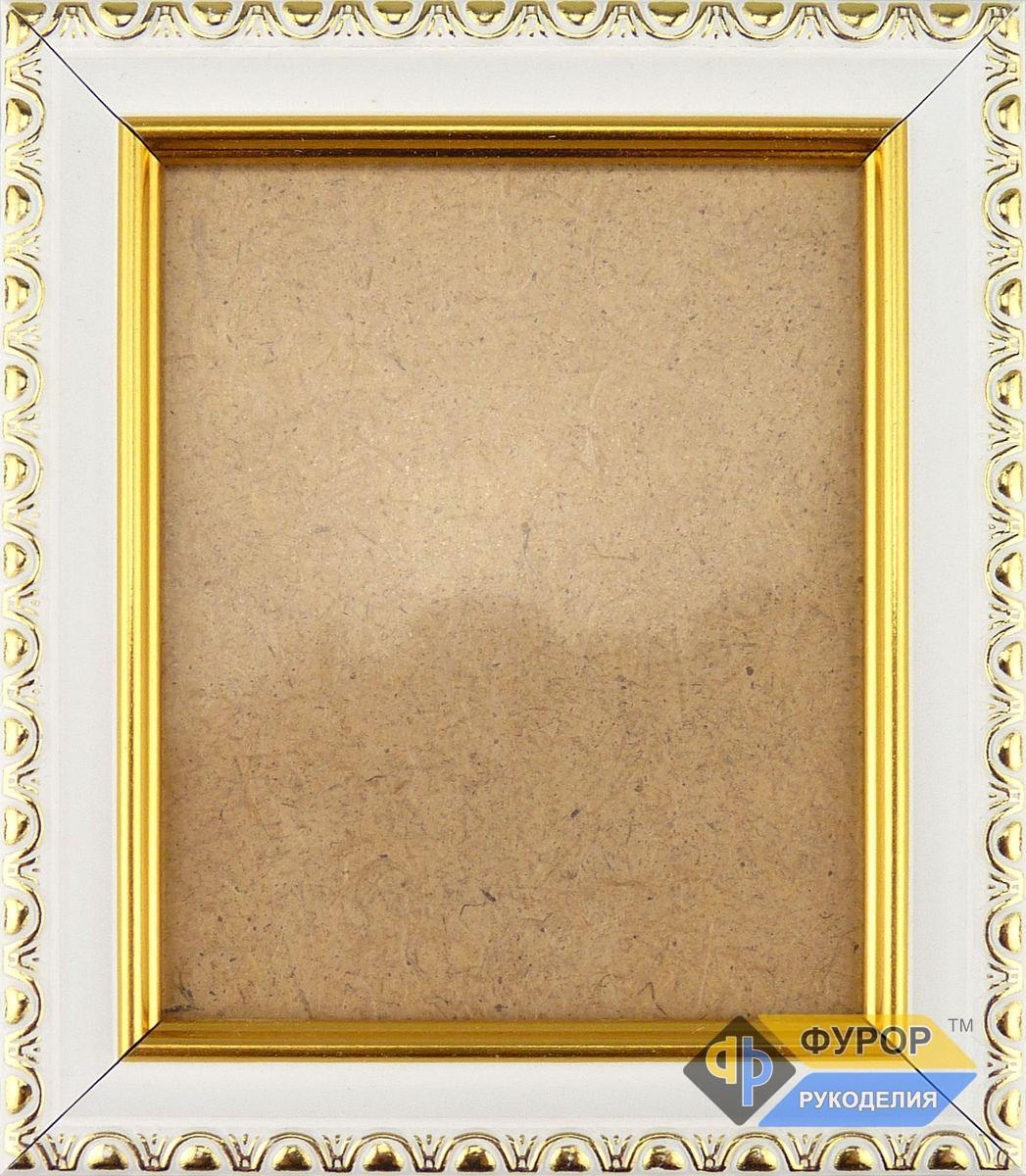 Рамка А6 (8х10 см) для вышитых картин и икон ТМ Фурор Рукоделия (ФР-А6-1099)