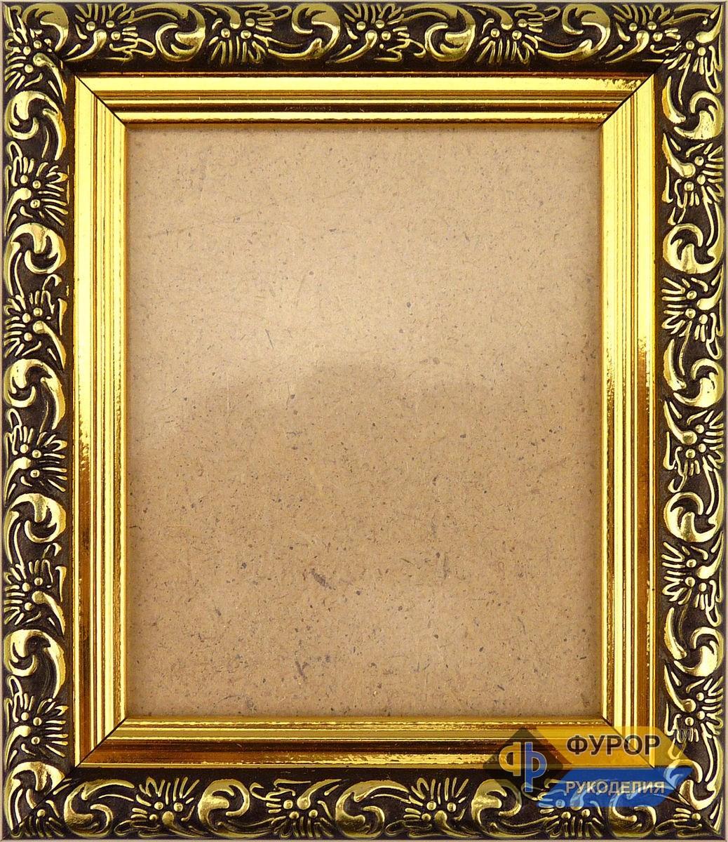 Рамка А6 (8х10 см) для вишитих картин і ікон ТМ Фурор Рукоділля (ФР-А6-2020)