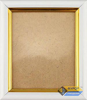 Рамка А6 (8х10 см) для вишитих картин і ікон ТМ Фурор Рукоділля (ФР-А6-1006)
