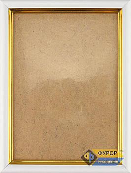 Рамка А5 (12х17 см) для вишитих картин і ікон ТМ Фурор Рукоділля (ФР-А5-1006)