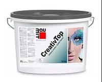 "Baumit Creativ Top ""Fine"" штукатурка Бауміт КреативТоп Файн/ (зерно 1 мм) 25 кг"