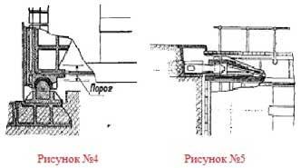 Рисунки 4 / 5 - ворота в Панамском канале