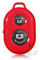Брелок для selfi Aksline Bluetooth Remote Shutter ASHUTB Red