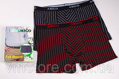 Большие размеры, трусы мужские Amigo баталы 7758