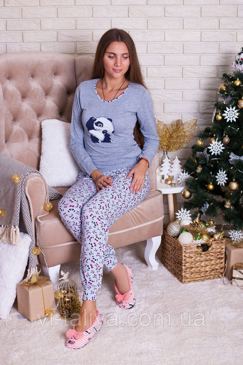 7452d4fb744e4 Женский домашний костюм для дома Nicoletta 96124 - интернет-магазин  vi-taliya.com