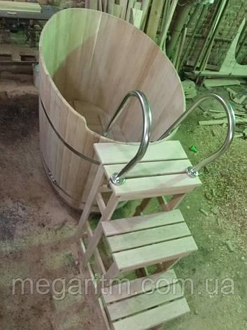 Купель овальная 1360 литров  серия «СТАНДАРТ ПЛЮС», фото 2