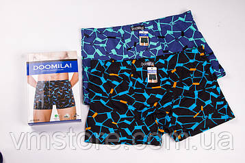 Белье мужское Doomilai 01046 бамбуковые мягкая резинка, фото 2
