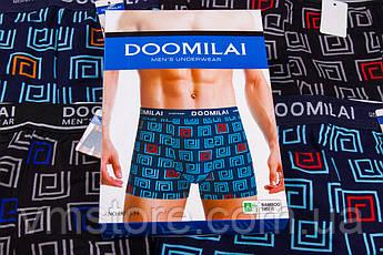 Белье мужское Doomilai 01134 бамбуковые мягкая резинка, фото 3