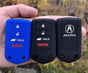 Силиконовый чехол для ключа Acura MDX RDX TLX ZDX