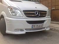 "Передний бампер ""2 фары"" Mercedes Sprinter W906"