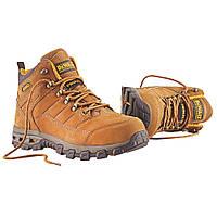 Ботинки защитные кожаные с металлическим носкомDEWALT PRO-LITE. Берцы тактические 46 размер., фото 1