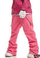 Горнолыжные или Сноубордические Штаны Piona Pink Jean - Размер WS
