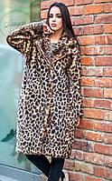 Шуба Алиса леопард, фото 1