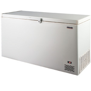 Ларь морозильный Полаир Standard с глухой крышкой SF150LF-S
