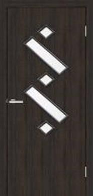 Двери Танго 2 стекло сатин