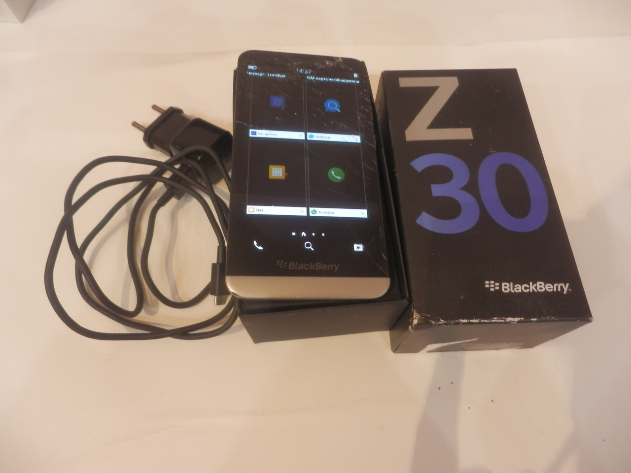 Мобильный телефон Blackberry Z30 №5510