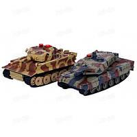 Радиоуправляемый танковый бой (набор танков), фото 1
