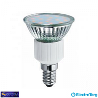 Светодиодная лампа R50 3W, 3000K,  E14, Svoya