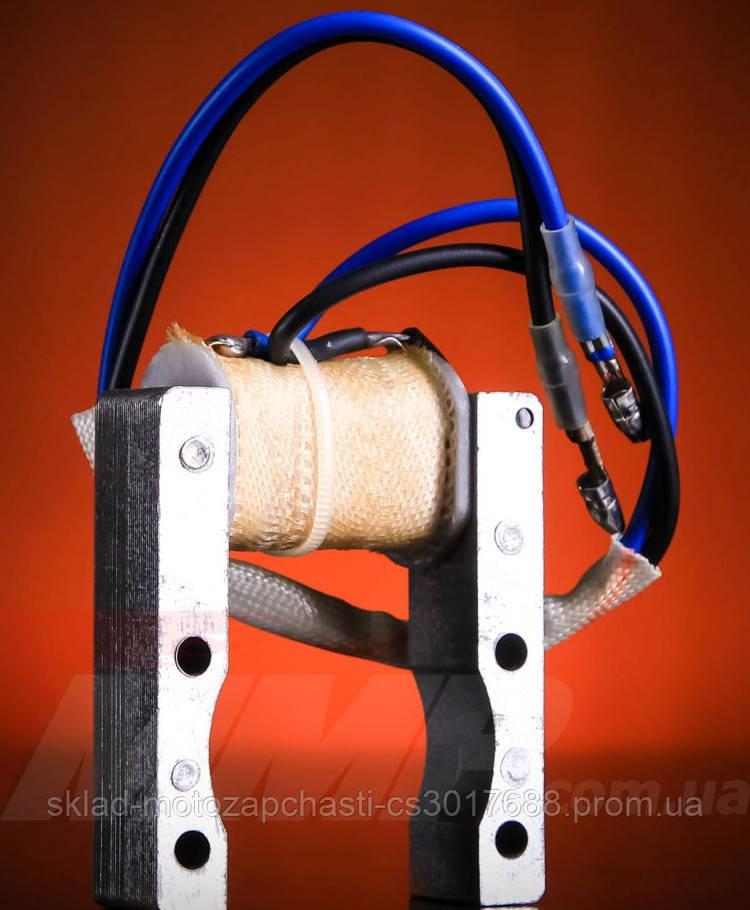Генератор веломотора усилинный