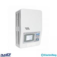 Стабилизаторы электромеханические 1-ф. (настенное исполнение, D-цифровая индикация) SDW.II-4000-L Rucelf
