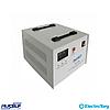 Стабилизаторы электромеханические 1-ф. (D-цифровая индикация, V-вертикальное исполнение, C-вентилятор охлаждения) SDF.II-4000-L Rucelf