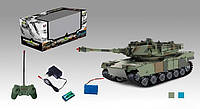 Радиоуправляемая модель боевого танк