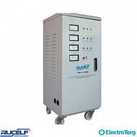 Стабилизаторы электромеханические 3-ф. (D-цифровая индикация) SDV-3-30000 Rucelf