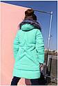 Пальто детское зимнее Вики2 ТМ Нуи Вери - Размеры 116, фото 5