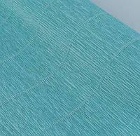 Бумага креповая 17Е3 Тифани голубой Италия, фото 1