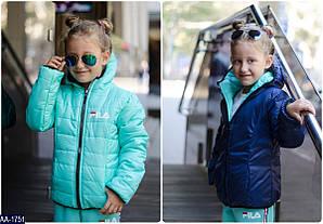 Детская куртка (осень)