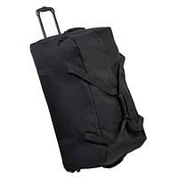 Дорожная сумка на колесах Members Holdall On Wheels Extra Large 144 Black
