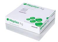 Mepilex Ag 6x8.5 (Мепилекс), повязка губчатая с серебром