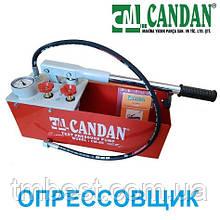 Ручной опрессовщик (тест-помпа) Candan CM-60