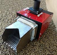 Факельная пеллетная горелка 15 кВт. отапливает 50-180м² Пальник в котел. От производителя, фото 1