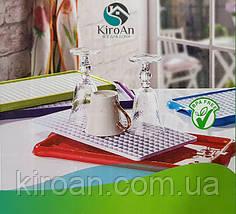 Сушка для посуды и столовых приборов Hobby life, Турция 41*22 см (цвет-красный), фото 3