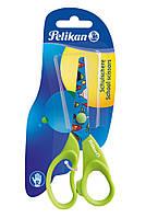Ножницы детские Pelikan Fancy 12,5см закругленные красные  (804837G)