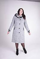Пальто женское зимнее-Л-243