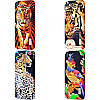Чехол Luxo Face neon 360 (PC) для Apple iPhone 7/8 (4 вида)